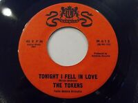 The Tokens Tonight I Fell In Love / I'll Always Love You 45 1961 Vinyl Record