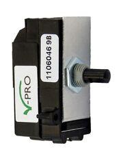 NUOVO Varilight zojp 250-P V-Pro LED PUSH regolatore di intensità Modulo 2 vie - 250 W