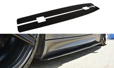 RACING lato Gonne DIFFUSORI add-on BMW M3 E92/E93 Coupe & Cabrio (2007-2013)