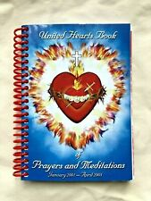 Christian Catholic Prayer Book United Hearts: Sacred Heart & Immaculate Heart