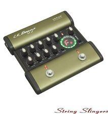 LR Baggs Venue DI Acoustic DI Preamp & Tuner Pedalboard