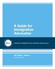 ILRC Guide for Immigration Advocates 20th 2016 vol_1
