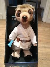 LUKE SKYWALKER MEERKAT TOY Aleksander /Alexander in Star Wars Compare the Market