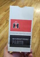 VINTAGE IH INTERNATIONAL HARVESTER PARTS COUNTER BAG PAPER BAG