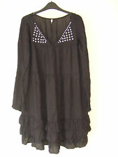 Lovely Black Long Sleeve Dress from B.Young - Size 10 (38) - BNWOT!!