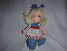 "Precious Moments Doll 11"" Plush Soft Toy Stuffed Animal"