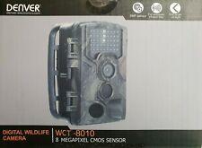 Wildkamera Überwachungskamera zur Wildbeobachtung IP54 8 MP CMOS 1080p 46LEDs