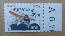 2016 FRANCE ECLAIR PROPELLOR Co STAMP ISSUE MINT STAMP