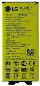 New OEM Original LG G5 Battery BL-42D1F VS987 H820 H830 LS992 US992 H850 H858