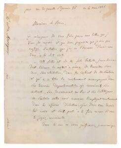 MOROGUES Baron Pierre Marie Sébastien Bigot de (1776-1840)