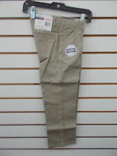 Boys IZOD $32 -$34 Uniform Khaki or Navy Pleated Front Pants Size 5 - 16