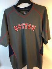 Boston Red Sox Majestic Athletic T Shirt Mens Size XL