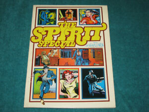 1974 Warren Will Eisner's THE SPIRIT SPECIAL Magazine LIMITED Mail Only RARE!