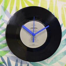 """Japan 'Visions of China' Retro Chic 7"""" Vinyl Record Wall Clock"""