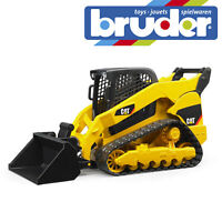 Bruder Cat Multi Terrain Loader Construction Toy Kids Childrens Model Scale 1:16