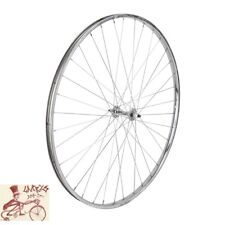 "WHEEL MASTER BOLTED 27"" x 1-1/4"" STEEL CHROME FRONT WHEEL"