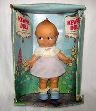 "Amsco Cameo 10"" Kewpie Doll Girl Vintage Vinyl"