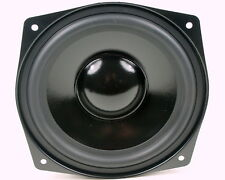 2 Basslautsprecher  200 mm 100 Watt 4 Ohm Dynavox 90 dB ideal für HiFi 2 Stück
