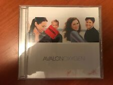 Avalon Oxygen CD Album 2001 Sparrow PROMO