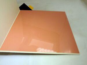 "KODAK Color Printing Lens Filter 6X6"" gelatin square CP-20R RED Pink 21m"