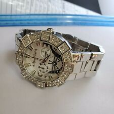 Gents Marc Ecko, Quartz Watch, E20034G1, Iced & Crystals - used, working