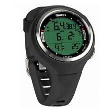 Mares Dive Computer for Scuba Wrist Watch Nitrox Diving Smart Dive Black 4UK