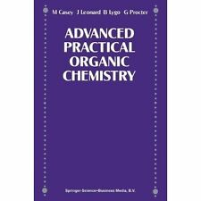 Advance Practical Organic Chemistry, Procter, And, Used; Acceptable Book