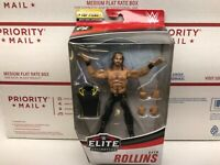 WWE Elite Collection Seth Rollins Wrestling Action Figure New