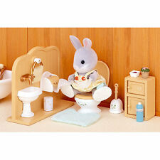 SYLVANIAN Families Toilet Set Dolls Furniture 5020