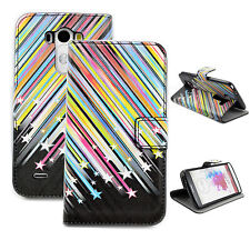Wallet Designs Fold Flip Leather Holster Phone Pouch Soft Cover Case For LG G3