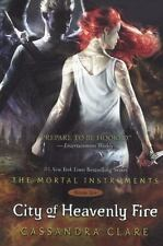 The Mortal Instruments: City of Heavenly Fire 6 by Cassandra Clare (2015, Hardc…
