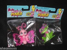 Mattel Barbie In Princess Power Super Pets Frog And Butterfly Bnib
