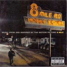8 MILE - Music from and inspired by the motion picture - CD - Japan Edit - 2002