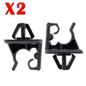 7mm Bonnet Support Rod Clip, Hood Stay Clip Fits For Hyundai and Kia 81174-21010