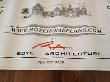 2018 Atlanta Area House Blueprints 2 Story Architecture Building Plans