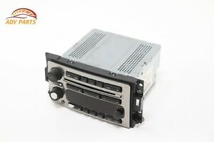 ⭐2006 - 2010 HUMMER H3 STEREO RADIO AUDIO RECEIVER DISC CD PLAYER PANEL UNIT OEM