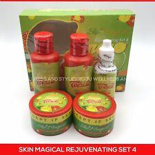 Rejuvenating Set #4  Tomato / Lemon by Skin Magical. 100% Authentic.