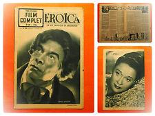 FILM COMPLET N° 205 - 11/5/1950-Eroïca,la vie tragique de Beethoven-Ewald Balser