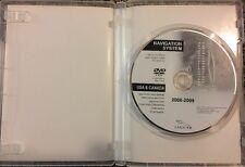 2007 2008 2009 2010 Jaguar XK XKR Coupe Navigation DVD WEST Coast Map US Canada