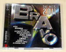 2 CD BRAVO THE HITS 2011 ADELE MILOW USHER RIHANNA SEEED IZ LADY GAGA  (86 85)