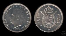 Juan Carlos 1º. 50 Pesetas. 1975*79