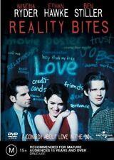 Reality Bites (1993) Winona Ryder, Ben Stiller, Ethan Hawke - NEW DVD - Region 4