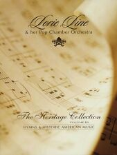 Lorie Line The Heritage Collection Volume III Sheet Music Hymns & Hist 000306580