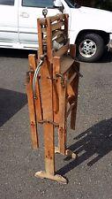 Antique Anchor Brand, Folding Bench Wringer