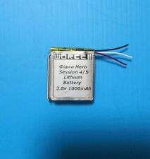 Gopro Hero 4 / 5 Session 3 Wire Custom Built Internal Battery