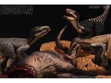 REBOR Deinonychus Antirrhopus Trio (cerberus Clan) 1 35 Scale