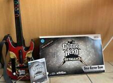 Guitar Hero: Metallica - Guitar BundleNintendo Wii