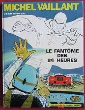 MICHEL VAILLANT BD EO LE FANTOME DES 24 HEURES  JEAN GRATON