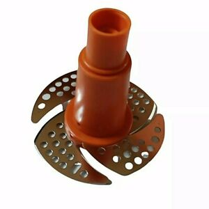 Baby Brezza Glass One Step Food Maker Steamer Processor BRZ00131 Viper Blade