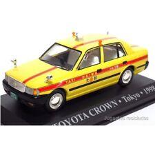 Toyota Crown Taxi Tokyo 1998 1:43 Ixo Altaya Diecast maqueta coche